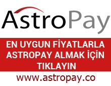 En uygun fiyatlarla ucuz astropay kart satın al