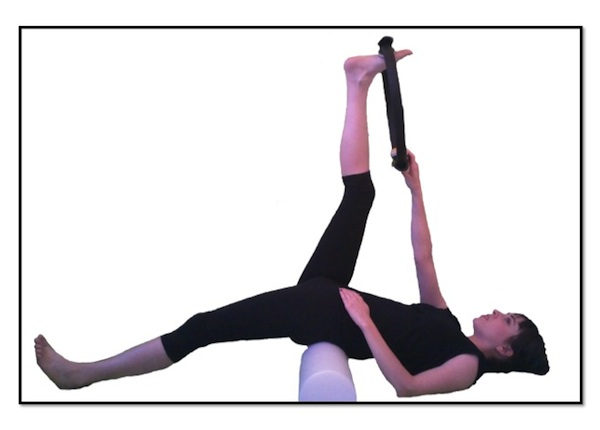 Exercise Of The Day Day 76 Psoas Stretch With Pelvis On