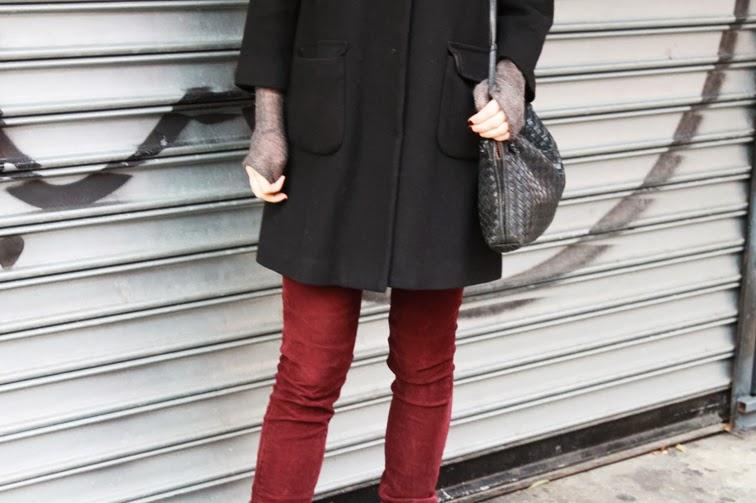 Details Bottega Veneta intrecciato bag Helmut Lang knit Rag & Bone cords