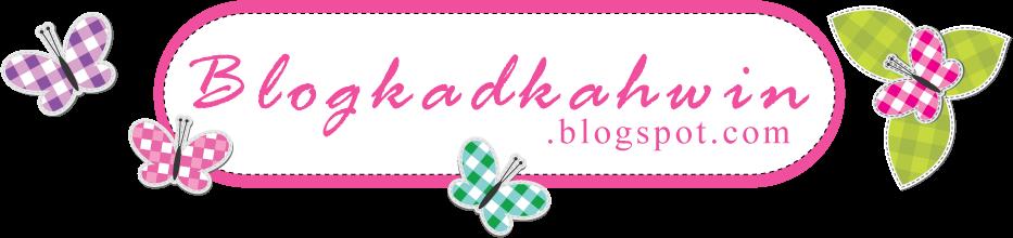 Blog Kad Kahwin