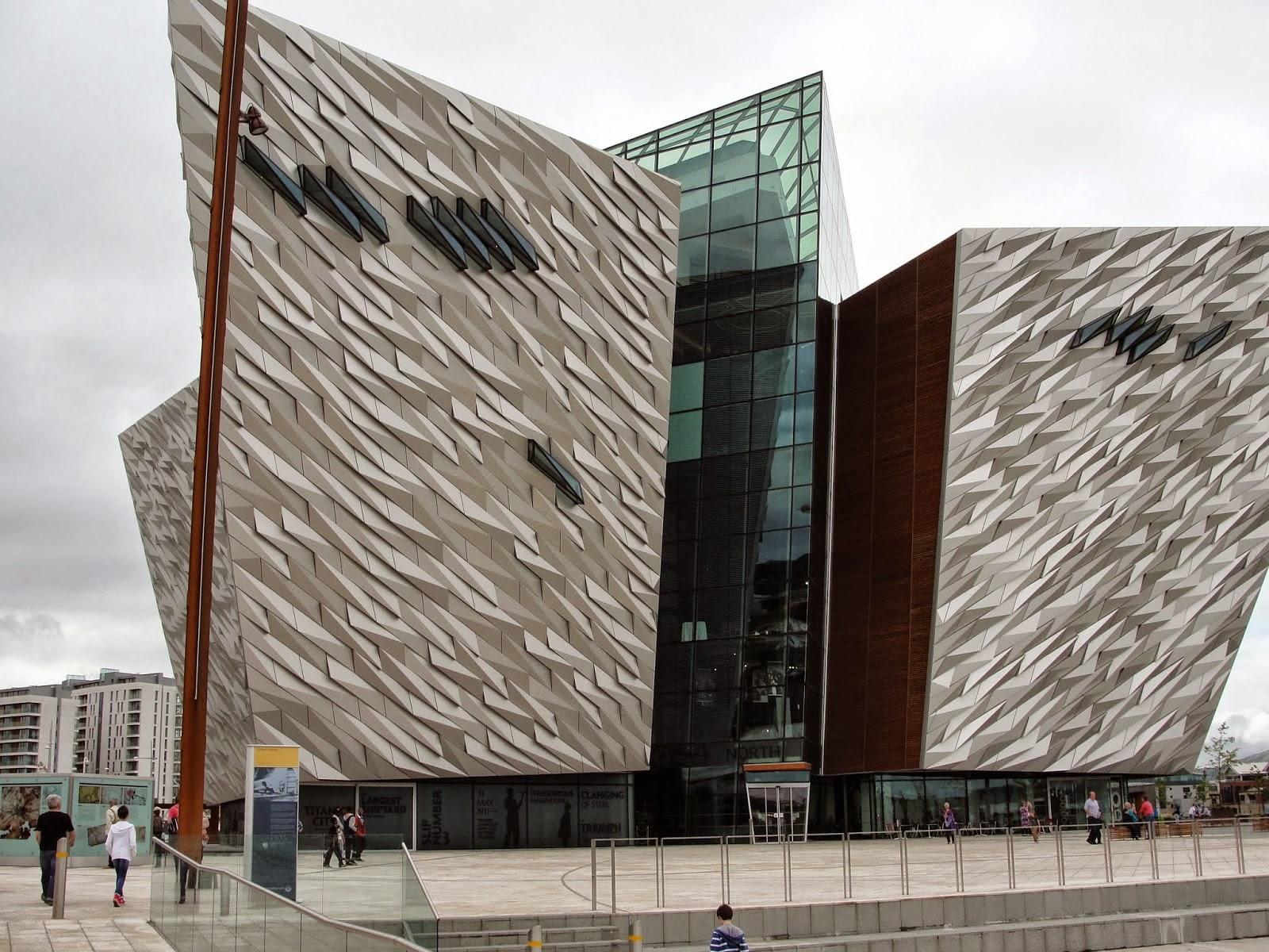 Mijn bezoek aan Belfast