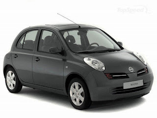 2012 Nissan Micra Automatic