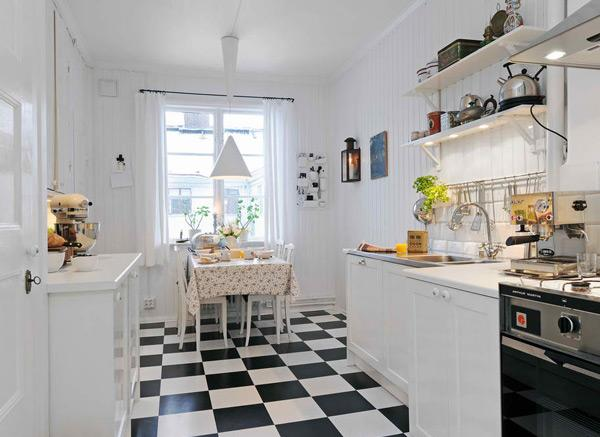 Merancang Desain Dapur Vintage Rumah Minimalis Gambar Alvhem Makleri Interior