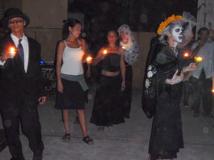 Festival Día de Muertos Colectivo San Pancho, Nayarit