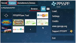 Cara instal Pspp untuk bermain Harvest moon di PC