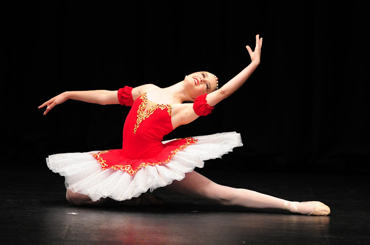 RSSS Comps Ballarat. Alexandra H Under 12 classical solo. Stretch lycra tutu
