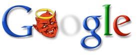 contoh 8 logo google yang ditolak