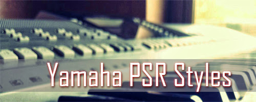 free styles for yamaha psr tyros keyboards