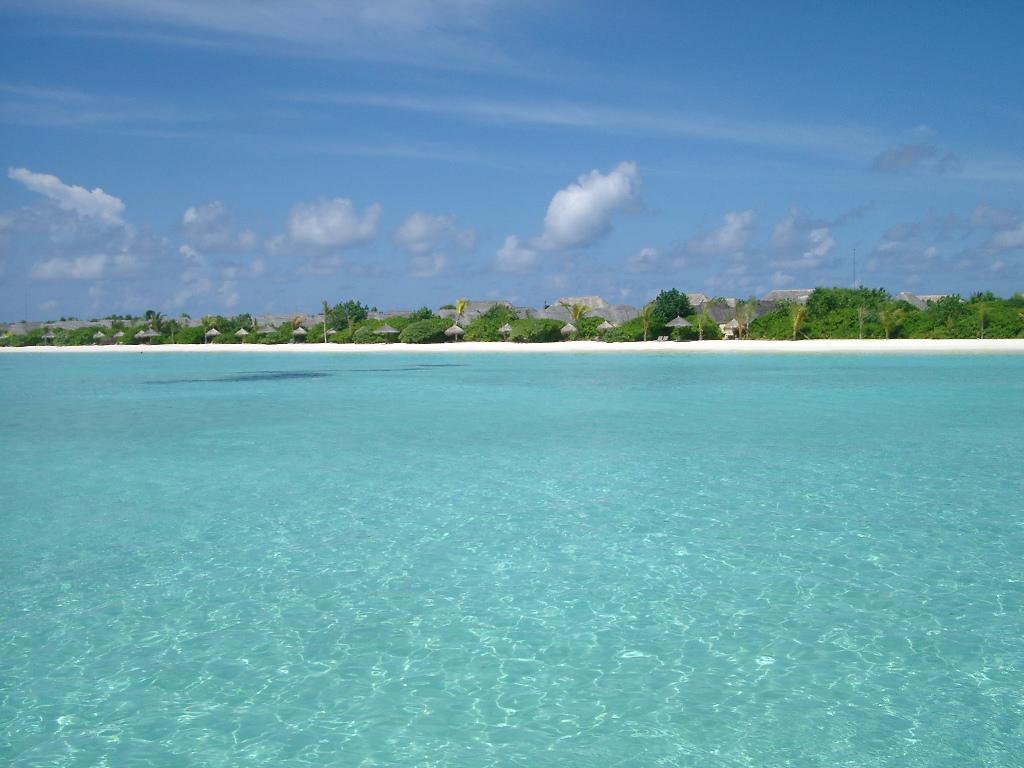 Most Beautiful Islands Maldives Kanuhura