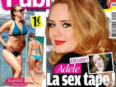 video caliente de adele sex tape