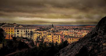 Mi preciosa Cuenca (Vista desde San Julián)