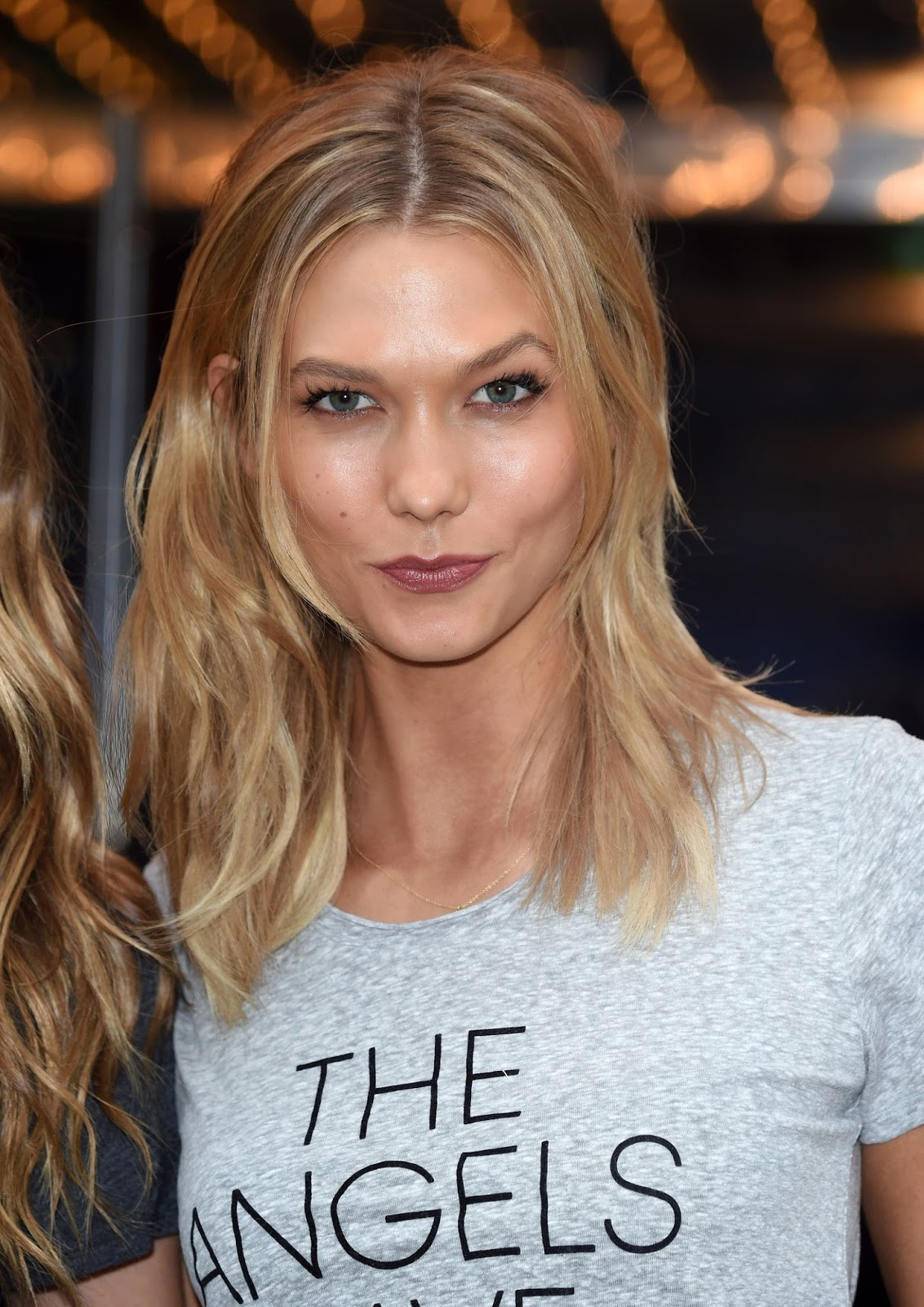Karlie Kloss top model américain fashion week