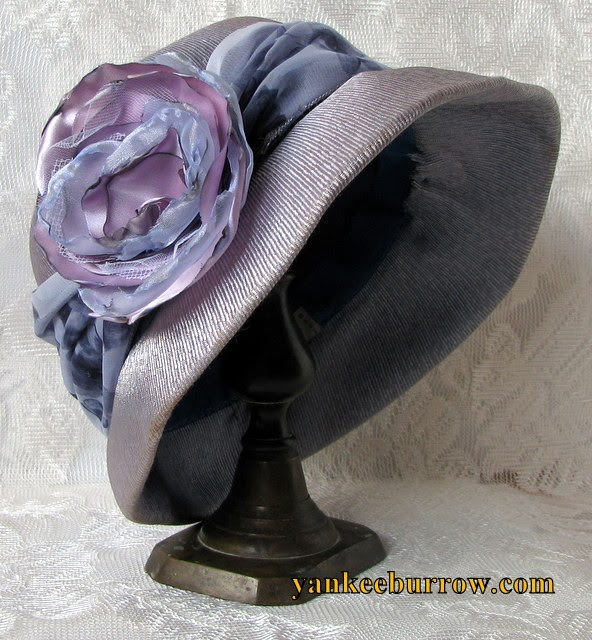 https://www.thecraftstar.com/product_details/142756/vintage-blue-bonnet-with-handmade-satin-flower/