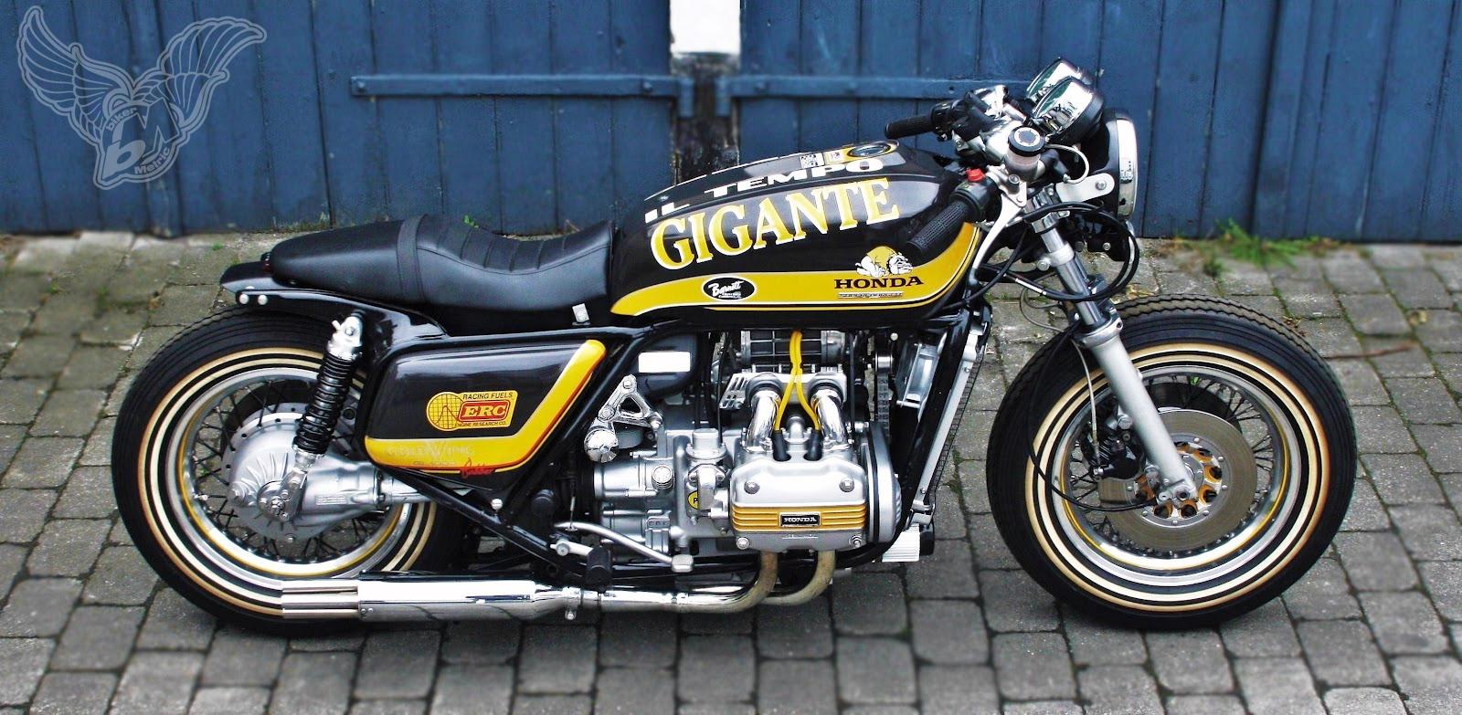 Honda Gl Cafe Racer