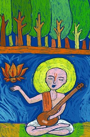 cuentos + música de la india