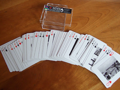 2 B Sides Street Photography Playing Cards by Blake Andrews