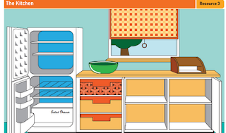 printable worksheets on kitchen safety | just b.CAUSE