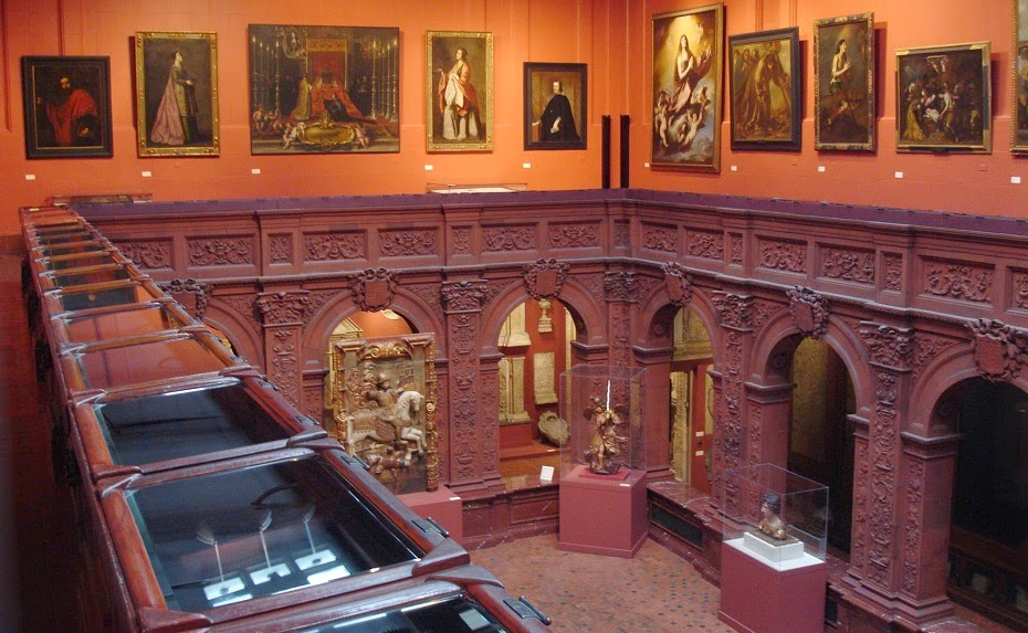 Museu Hispanic Society of America em Nova York