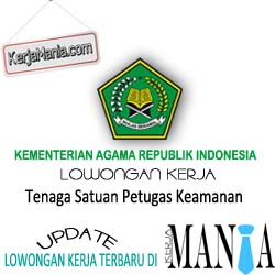 Lowongan Kerja Kementerian Agama Kanwil Jawa Tengah