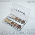 Paleta Glittering Starlet  L.A. Colors - Star Makeup