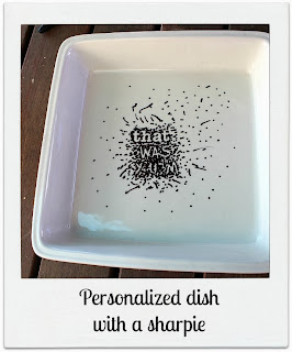 http://littlepeopledesign.blogspot.com.au/2013/12/oven-proof-dish-with-personalized.html#.UqXXUeJQiLU