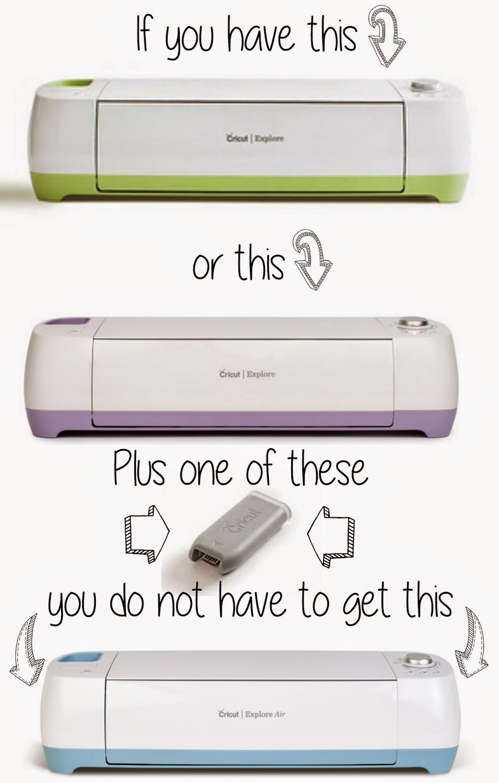 how to connect cricut air