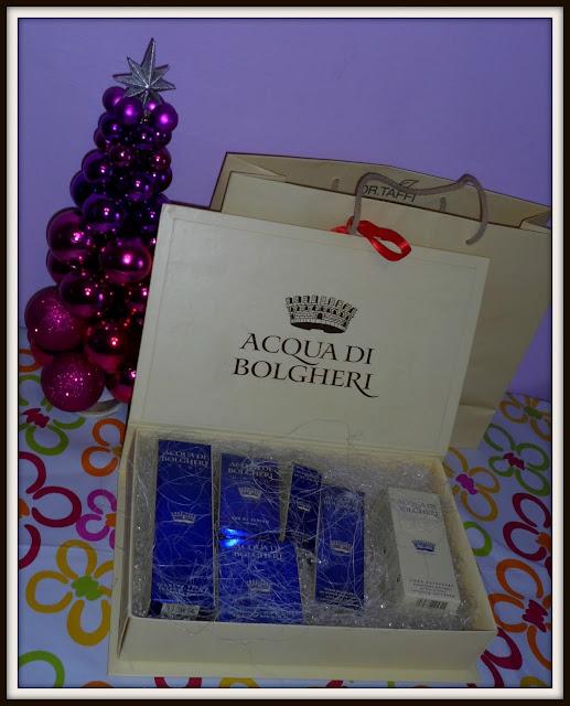 le meravigliose ed eleganti confezioni regalo dr. taffi.