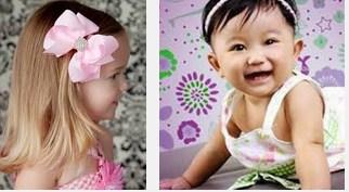 Cara Menata Rambut Bayi Biar Keren Cantik Buat Ke Pesta