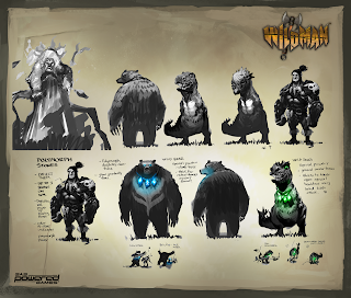 wildman-dino-bear-polymorph-concept