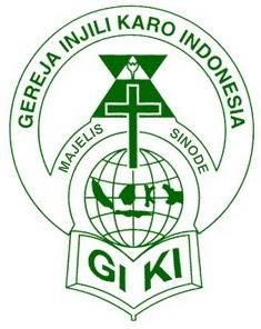 Logo: Gereja Injili KARO Indonesia (GIKI)