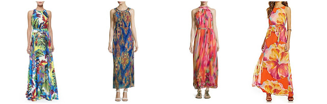 I am a huge fan of the Milly brand - the colors are so bright and pretty. One of these is an actual Milly dress for $1,195 and the other three are under $80. Can you spot the real Milly? Click the links below to see if you are correct.
