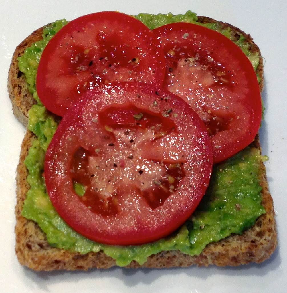 Vegan Recipe Avocado Toast