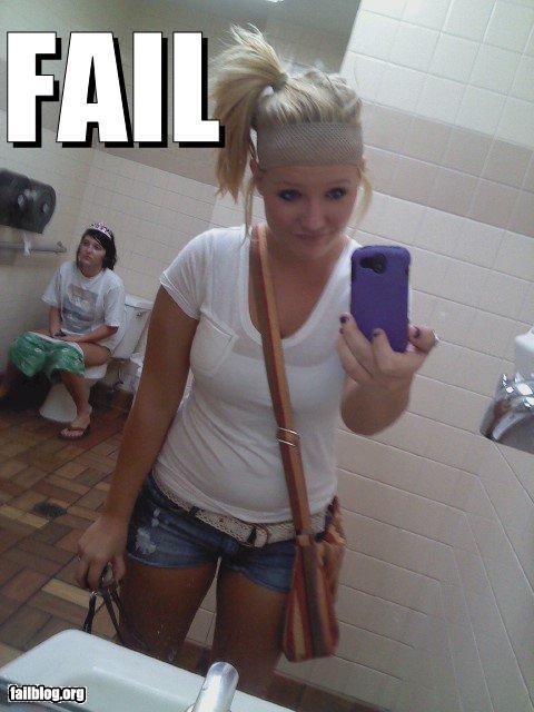 Baño fail
