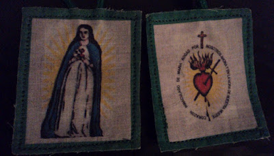 The Green Scapular