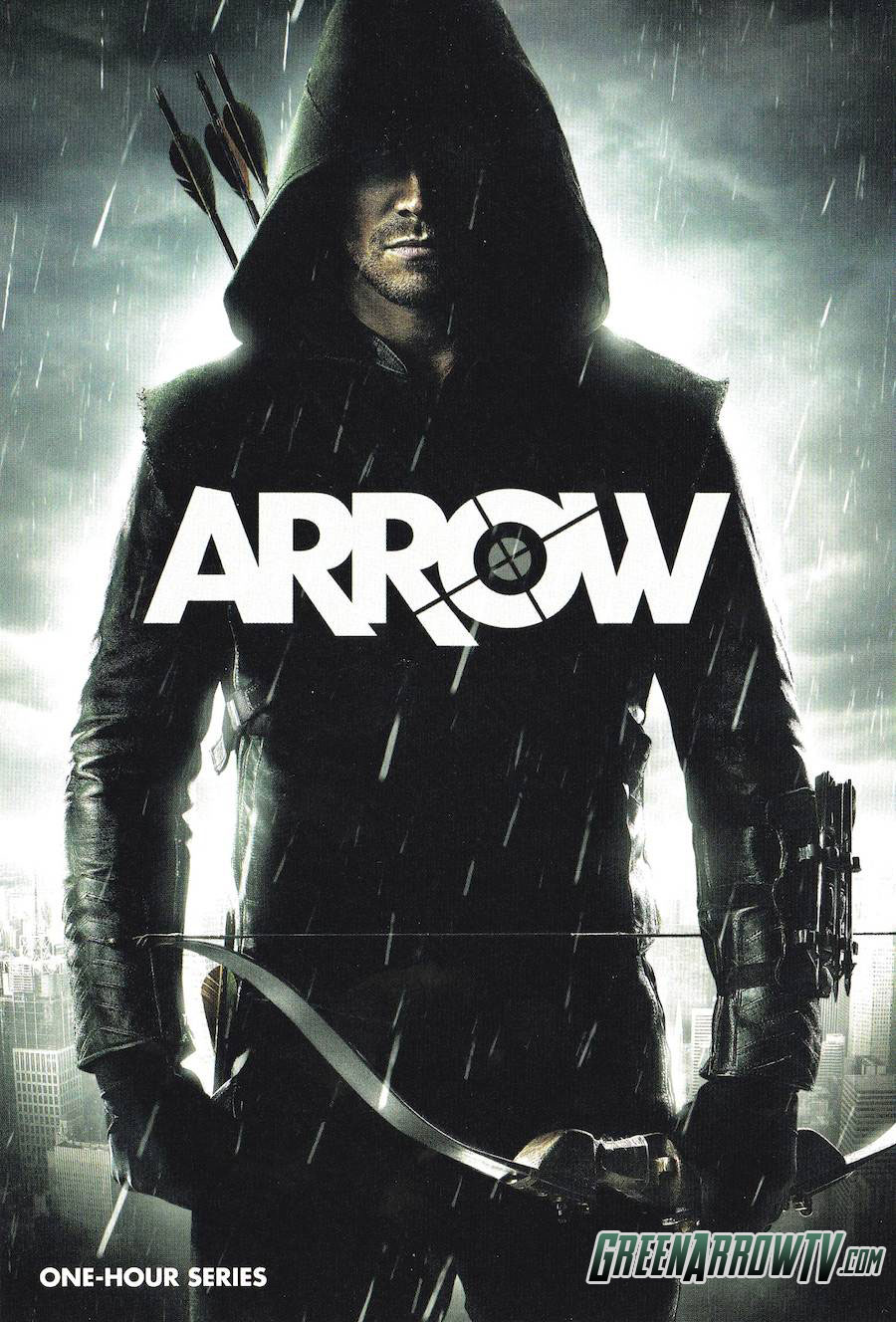 Serie Poster Arrow S01E09 HDTV XviD & RMVB Legendado