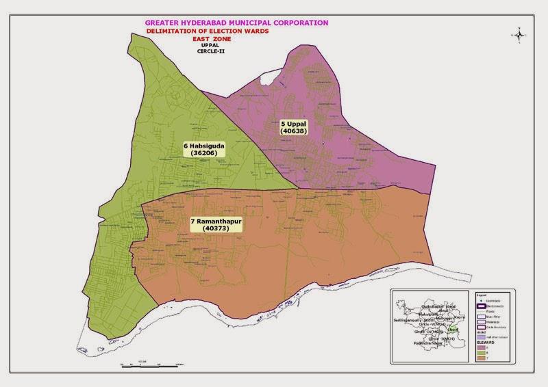 GHMC Circle 2 Map