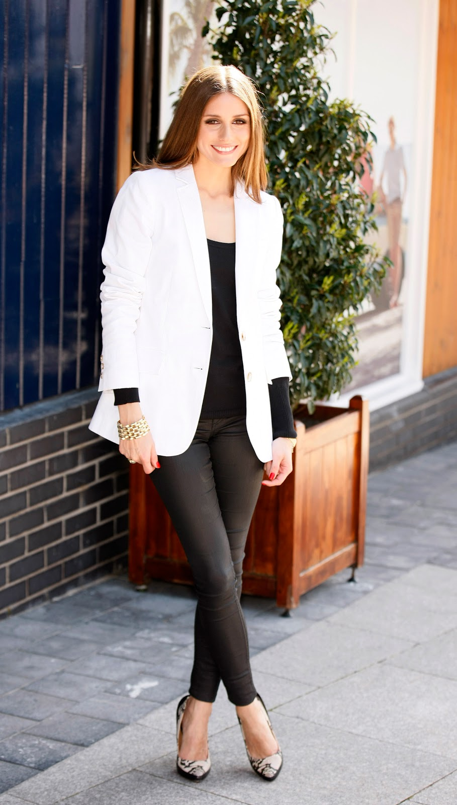 Keep calm and get inspired by olivia palermo cool chic style