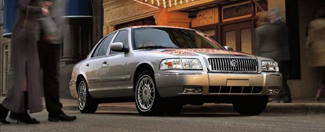 マーキュリー・グランドマーキー | Mercury Grand Marquis(1983-2011)