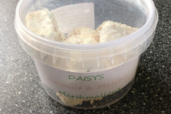 Daisys Vegan Marshmallows