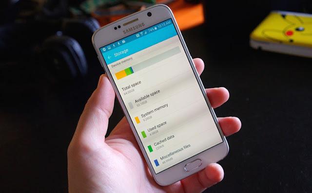 4 Langkah Mudah Mengatasi Memori Internal Android Penuh