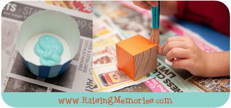 Give Thanks Decorative Blocks by www.RaisingMemories.com #shop