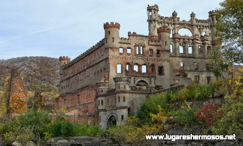 Castillo abandonado de Bannerman