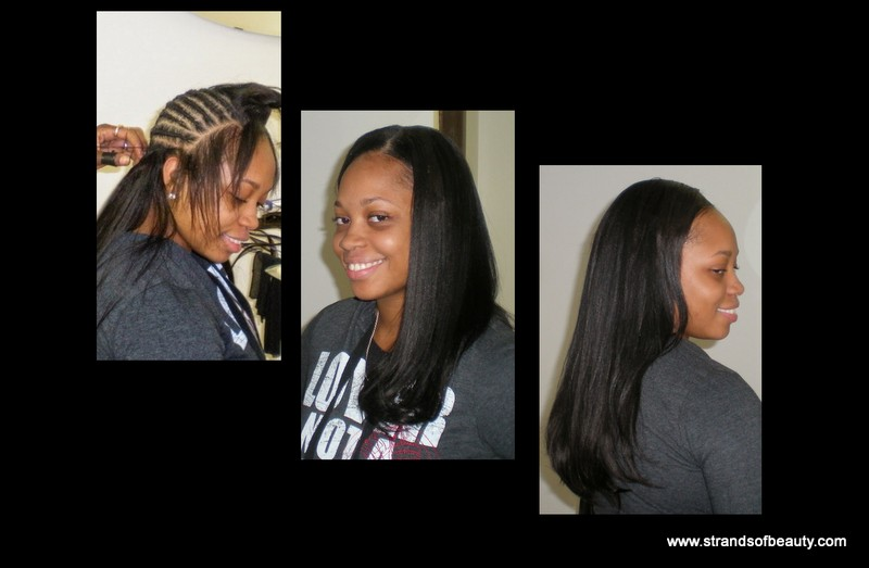 This layered look is classic and easy. This Virgin hair can last up to ...