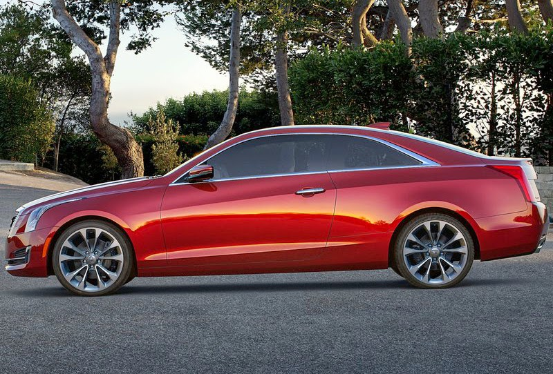 Cadillac ATS Coupe, 2015, Indo Automobiles, Cars Concept, Luxury Automobile