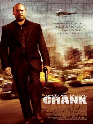 Phim Kẻ Lập Dị - Crank