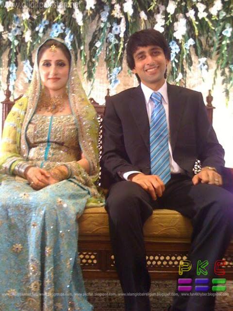 Sara Chaudhry And Sami Khan Sara chaudhry and sami khanSara Chaudhry And Sami Khan In Nadia Khan Show