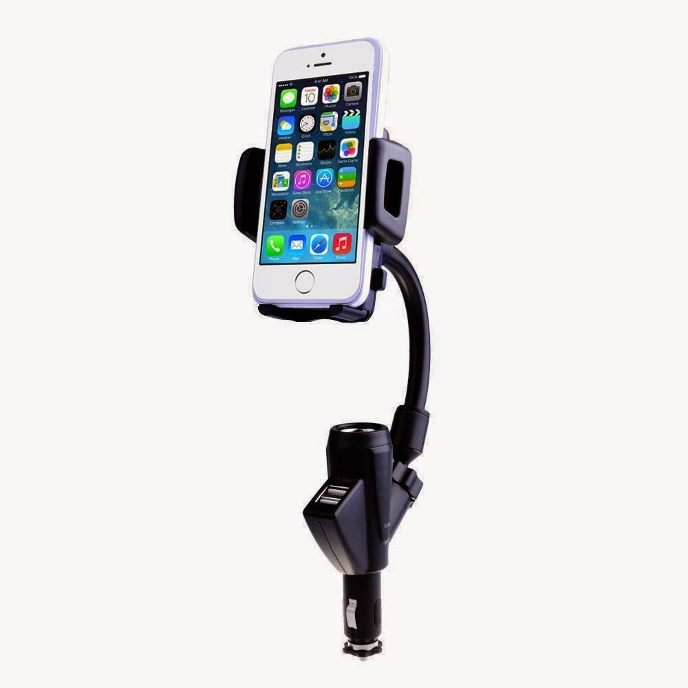 Smart Phone Holder for your car :: OrganizingMadeFun.com