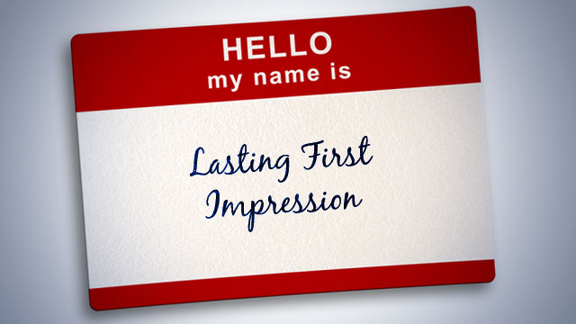 First impressions: make your first site visit stand out