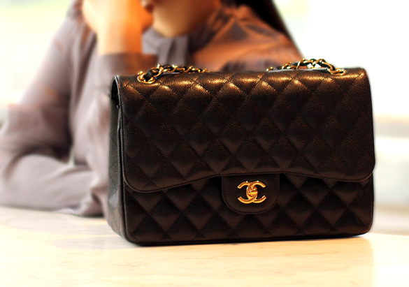 Chanel Large Flap Bag (Jumbo)