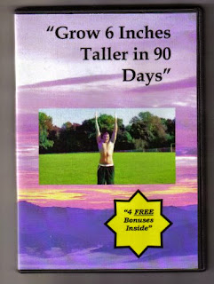 How To Grow Taller 6 Inches Taller In Just 90 Days - click here